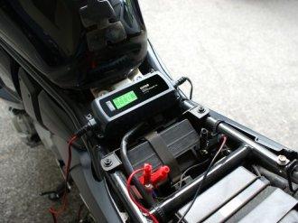 eufab 16612 intelligentes batterieladeger t 6 12v 4a test. Black Bedroom Furniture Sets. Home Design Ideas
